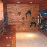 Luxury Tack Room